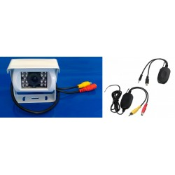 Pack Caméra de recul sans fil GPS Audéo