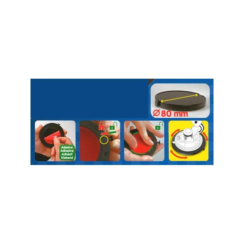 Kit  adhesif pour ventouse GPS
