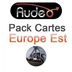 Pack carte Europe  l'est