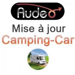 Mise à jour europe de l'ouest Camping Car